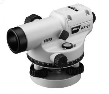 Nikon AX-2S - nivelační přístroj