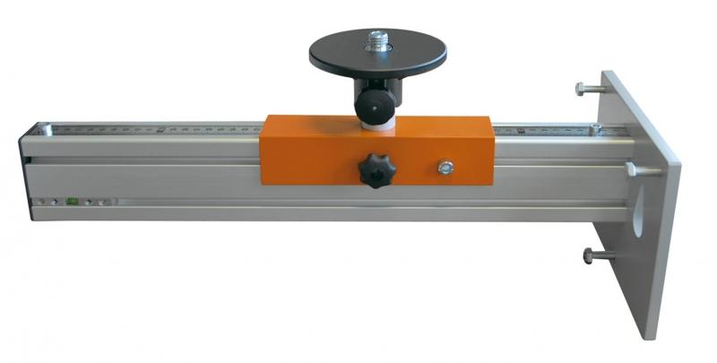 Držák na stěnu pro rotační laser